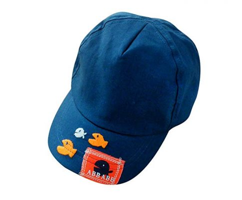 Lean In Kids Boys Girls Cute Baby Cartoon Little Fish Beanie Baby Baseball Cap Sun Hat Review