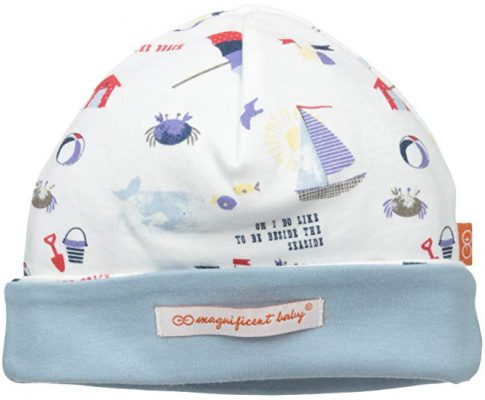 Magnificent Baby Baby-Boys Newborn Seaside Boy Reversible Hat Review