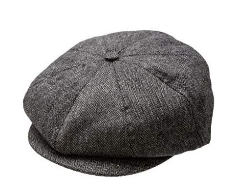 Baby Boy Ring Bearer Pageboy Scally Cap – Flat Ivy Newsboy Tweed Golf Cap Hat Review