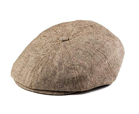 Born to Love Scally Cap – Toddler and Boy's Hat Tan and Brown Newsboy Cap for Kids Review