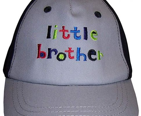 N'Ice Caps Toddler Boys and Baby Authentic Construction Little Brother Cap Review