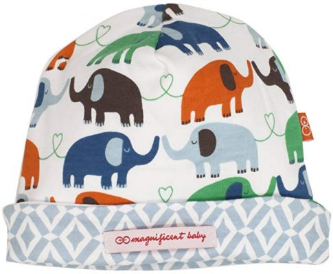 Magnificent Baby Baby-Boys Newborn Reversible Cozy Cap Review