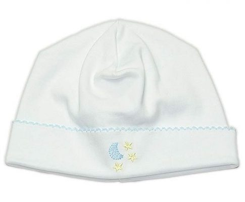 Kissy Kissy Baby Boys Homeward Bound Moon And Stars Embroidered Hat Review