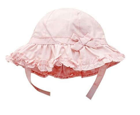 IMLECK Baby Sun Hat Drawstring Adjust Head Size, Breathable 50+ UPF Review