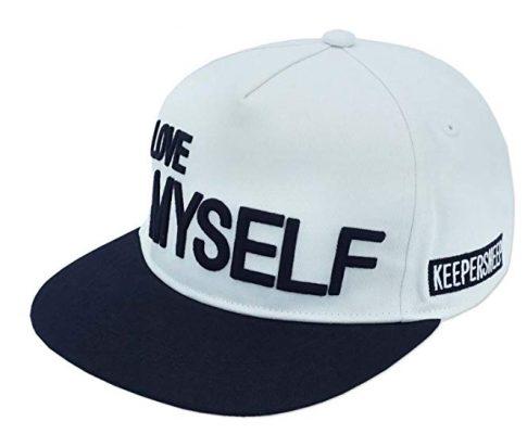 Keepersheep Boys Baseball Cap, Boys Flat Bill Girls Sun Hat, Unisex Baseball Hat Review