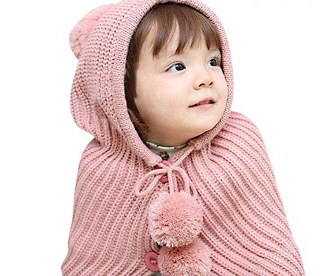 Lean In Baby Toddler Kids Cute Hat Wool Knitted Winter Warm Earflap Hats – 2018 Best Gift in USA Review