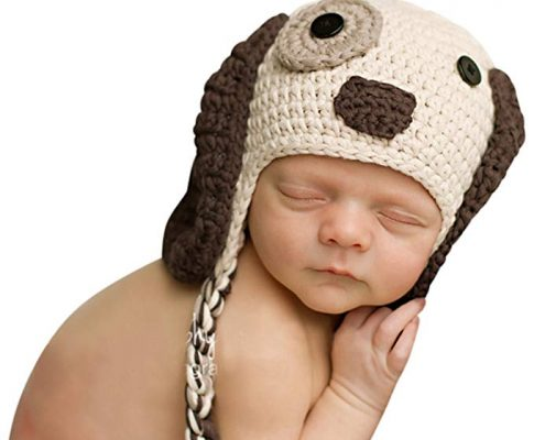 Melondipity Boys Little Puppy Dog Baby Hat – Crochet Animal Beanie Review