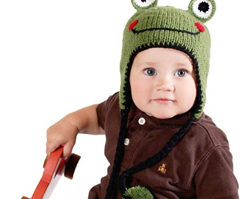 Huggalugs Baby and Toddler Boys or Girls Ribbit Frog Beanie Hat Review