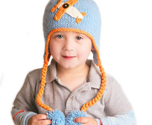 Huggalugs Baby and Toddler Boys Blue Sky Rider Beanie Hat Review