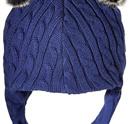 Magnificent Baby Unisex Baby Magnetic Cream Cable Knit Aviator Cap Review